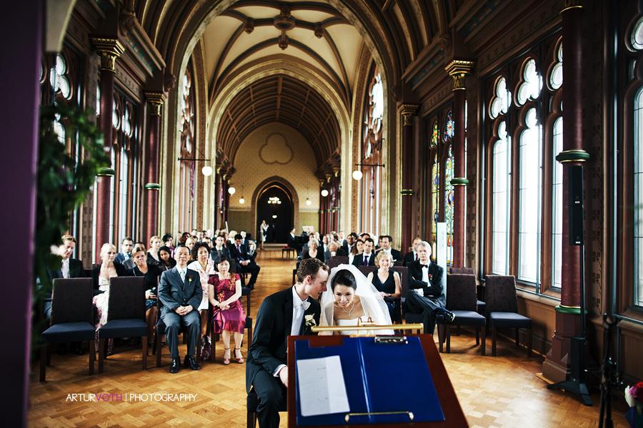 Als Hochzeitsfotograf in Königswinter