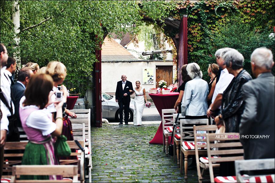 Hochzeitsreportage im Weingut der Stadt Mainz