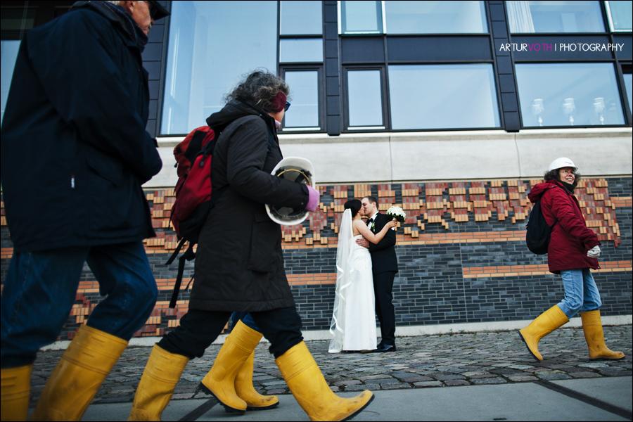 Hochzeitsfotograf in Hamburg Hafencity