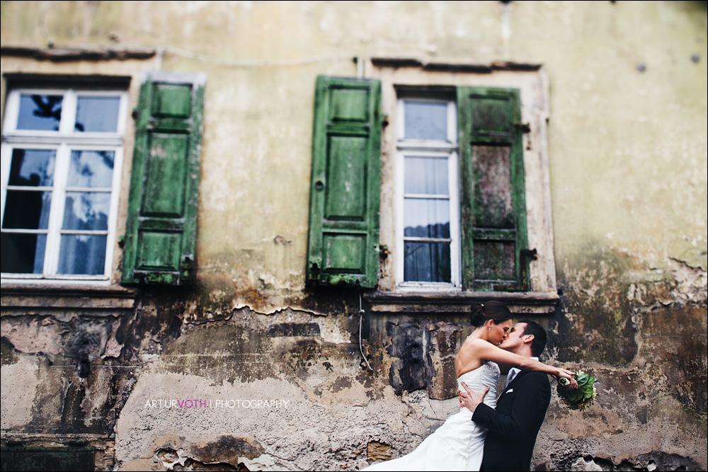 Hochzeitsfotos in Fritz-Ritter Weingut