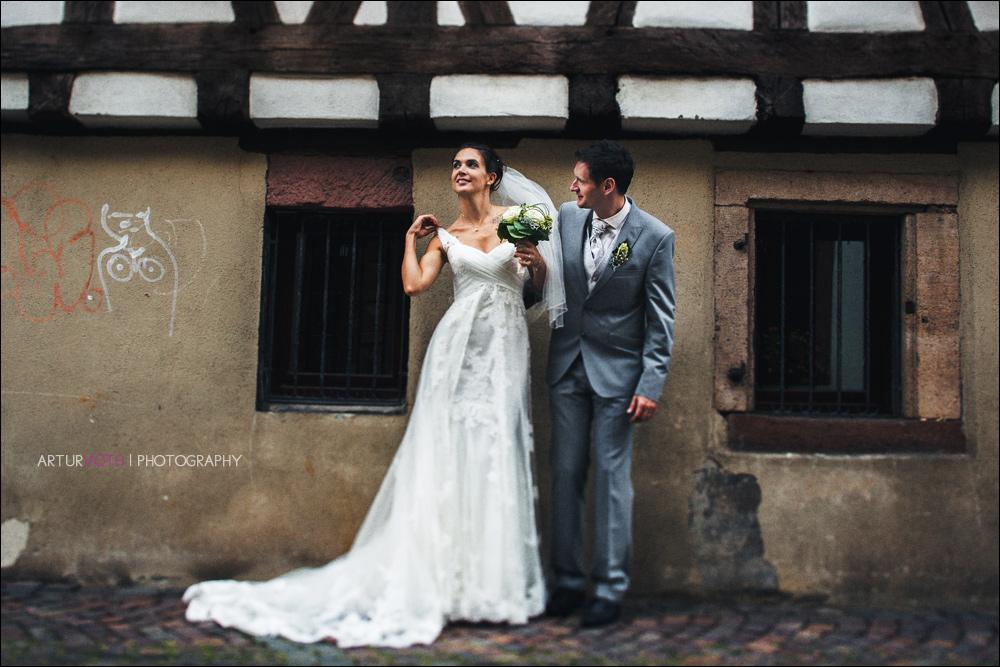 Hambacher Schloss Hochzeitsfotograf in Neustadt