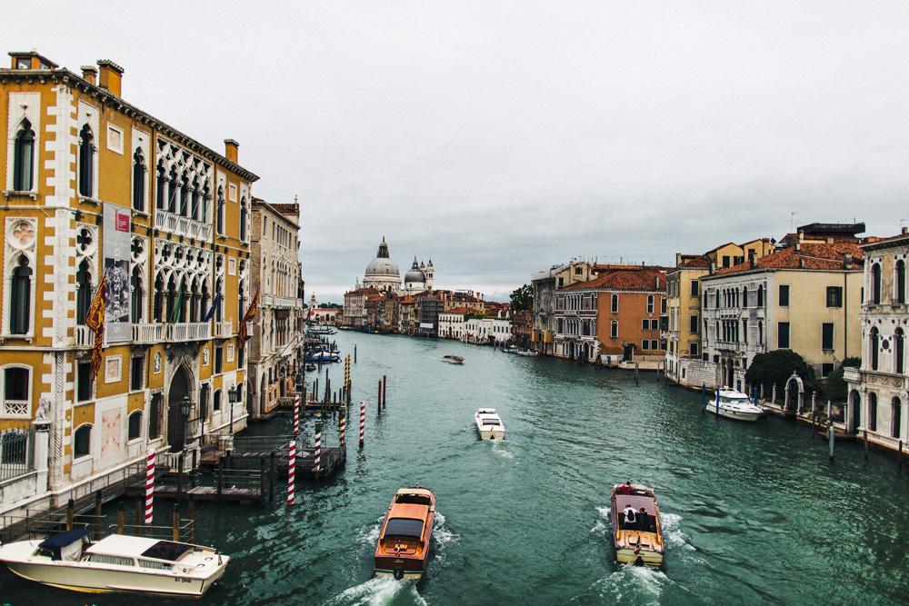 Standesamtliche Hochzeit in Venedig