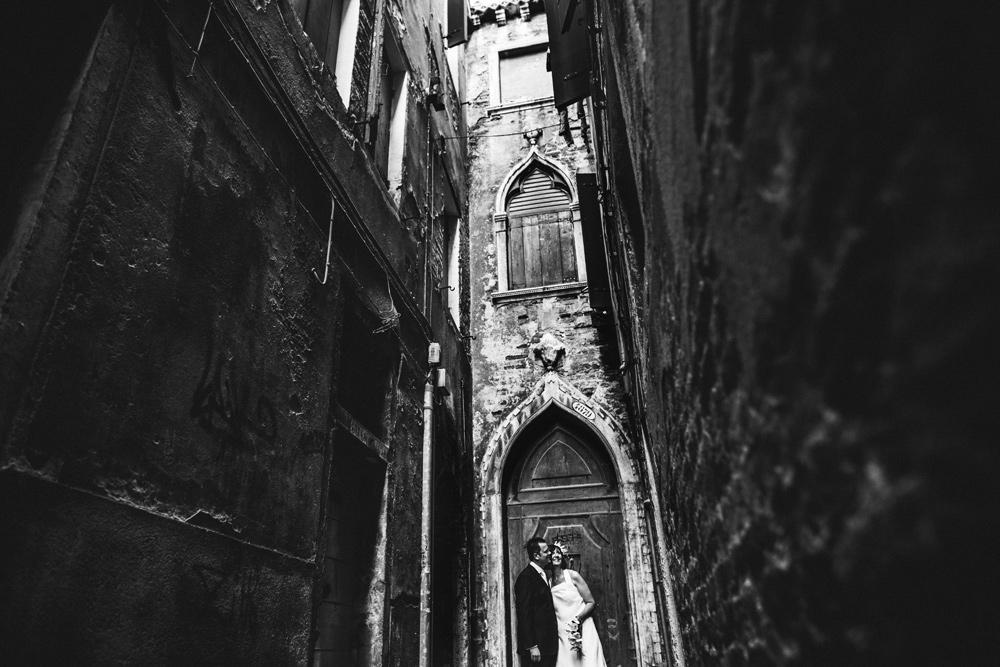 Hochzeitsfotos in Venedig
