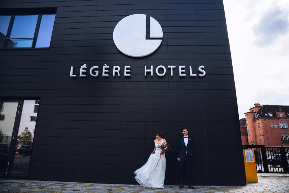 Hochzeit Hotel Legere