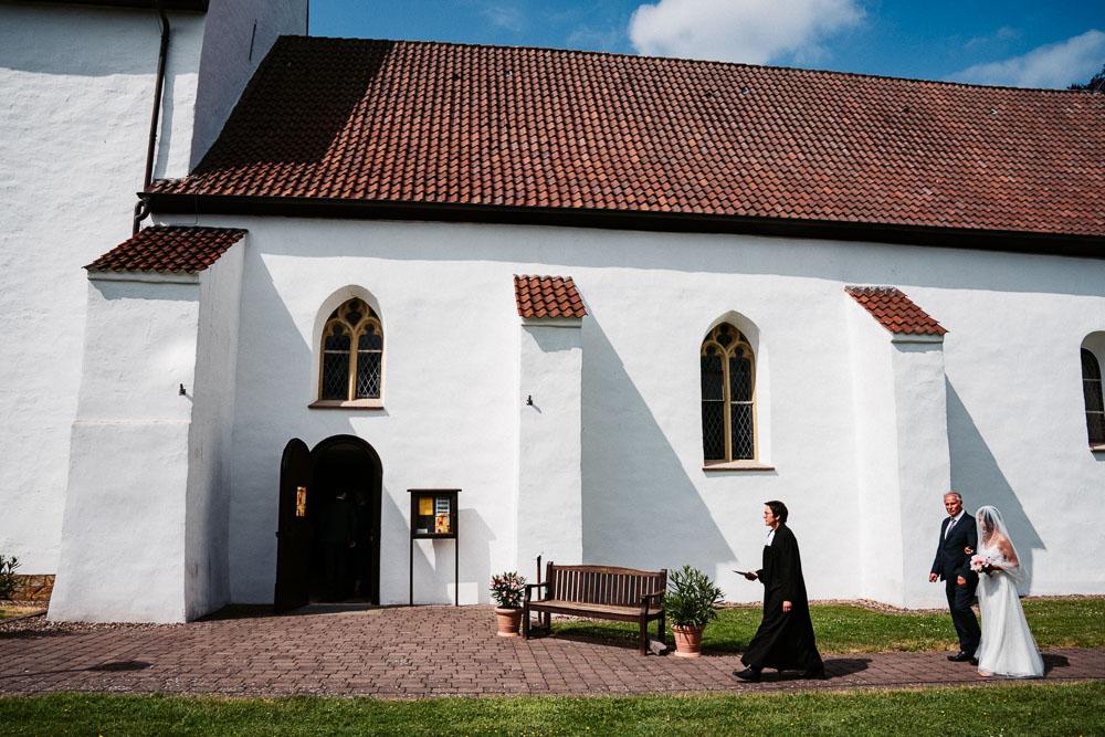 Hochzeit Kirchliche Trauung Hof Frien Hochzeitsfotograf