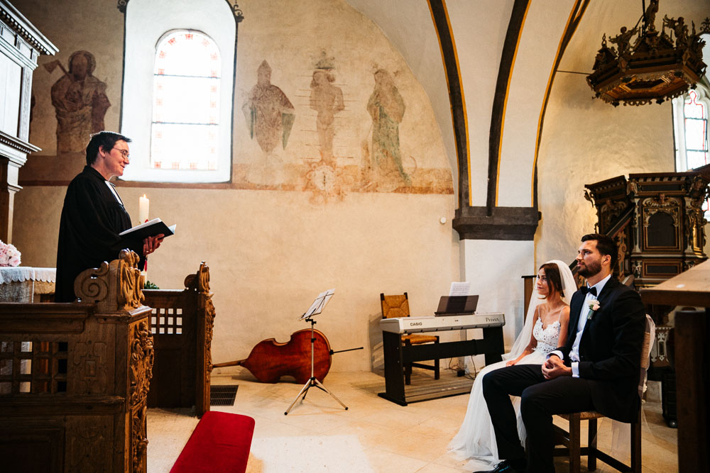 Hochzeit Kirchliche Trauung Hof Frien Hochzeitsfotograf Hochzeitsreportage