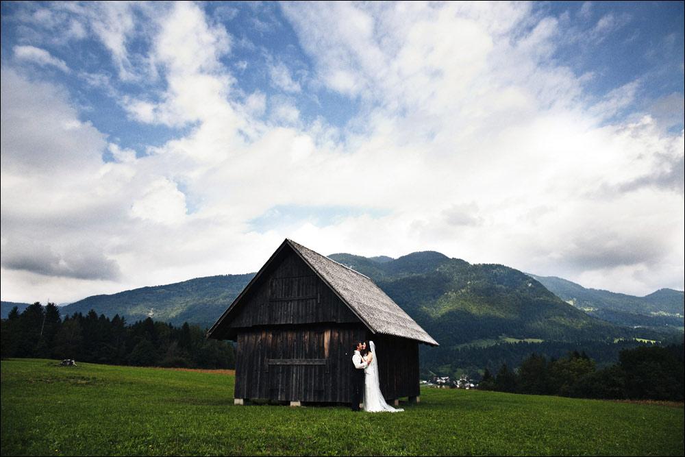 Hochzeitsfotos in Bayern