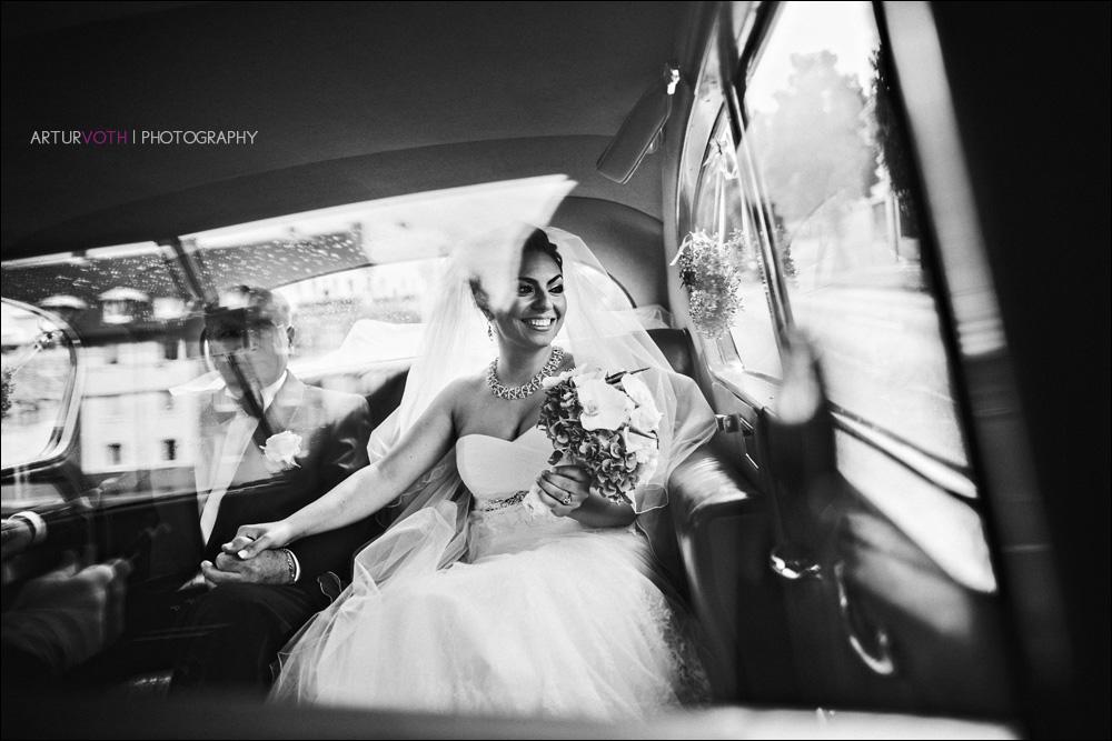 Italienisch Persische Hochzeit auf Schloß Dyck in Jüchen
